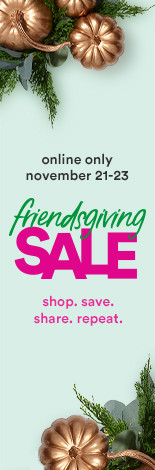 Friendsgiving Sale