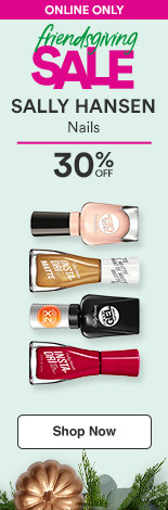 Sally Hansen-30% off nail