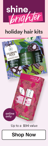 Holiday Hair all wrapped up! Holiday hair kits!