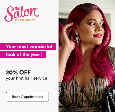 Your most wonderful look of the year!  20% off your first hair service*