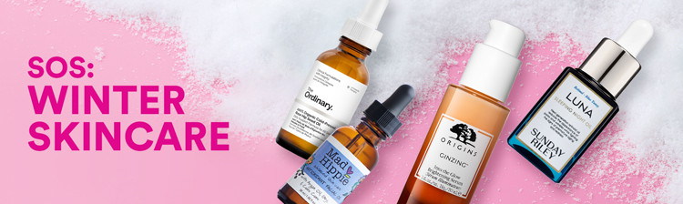 SOS: Winter Skincare