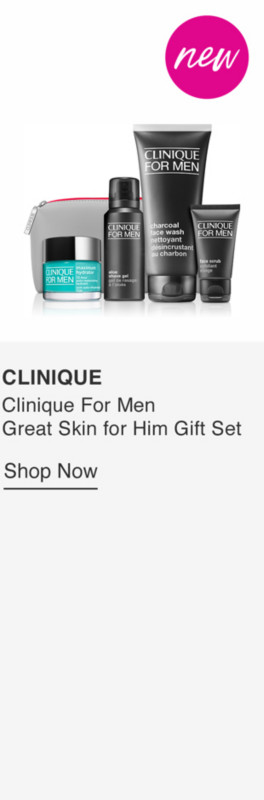 "Clinique For Men Essentials Set ""Great Skin for Him"""