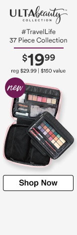 Ulta Beauty Collectiion Now $19.99 #TravelLife 37 piece Collection. Regular $29.99 A $150 Value