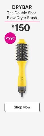 The Double Shot Blow Dryer Brush $150