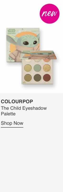 Colourpop The Child Eyeshadow Palette $16