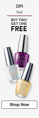 Buy 2 Get 1 Free! OPI Nail Choose from over 200 Shades