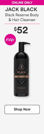 Jack Black Reserve Body & Hair Cleanser $52