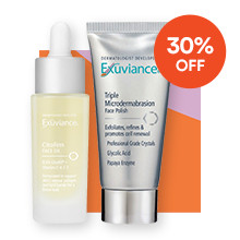 Exuviance Now $50.40-61.60 Select Skincare reg $72-88