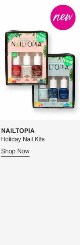 NailtopiaHoliday Nail kits