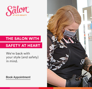 The salon with safety at heart. We are back with your style and safety and safety in mind.
