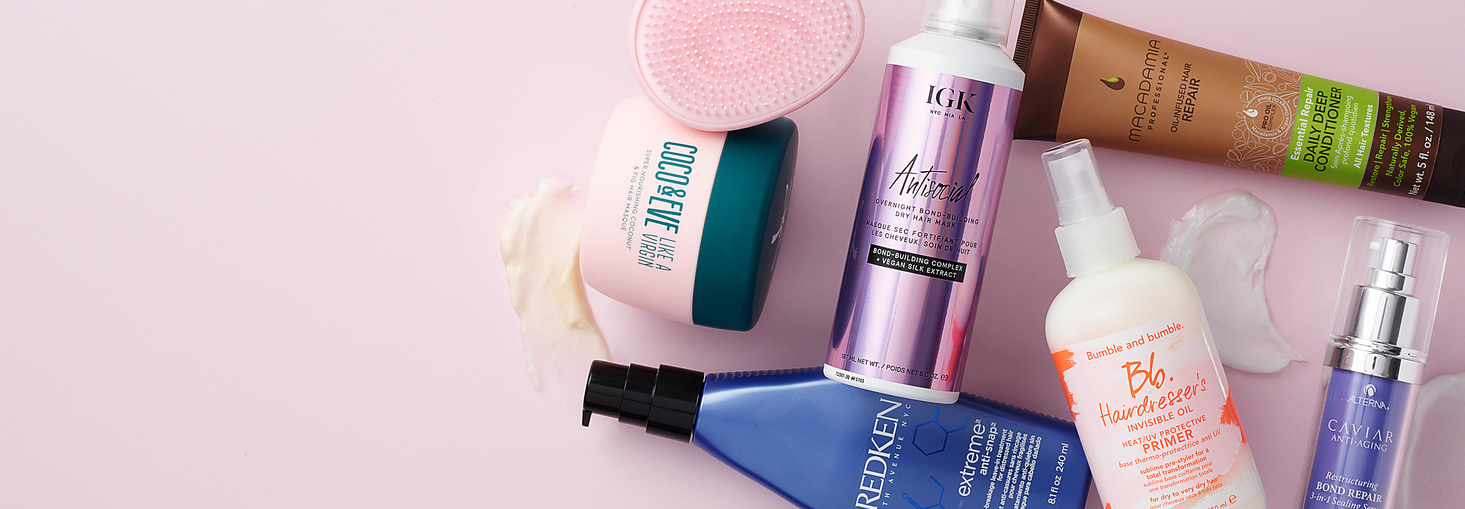 This month's Hair Heroes is Hair Treatments. Discover our six product picks to help you achieve your hair goals.