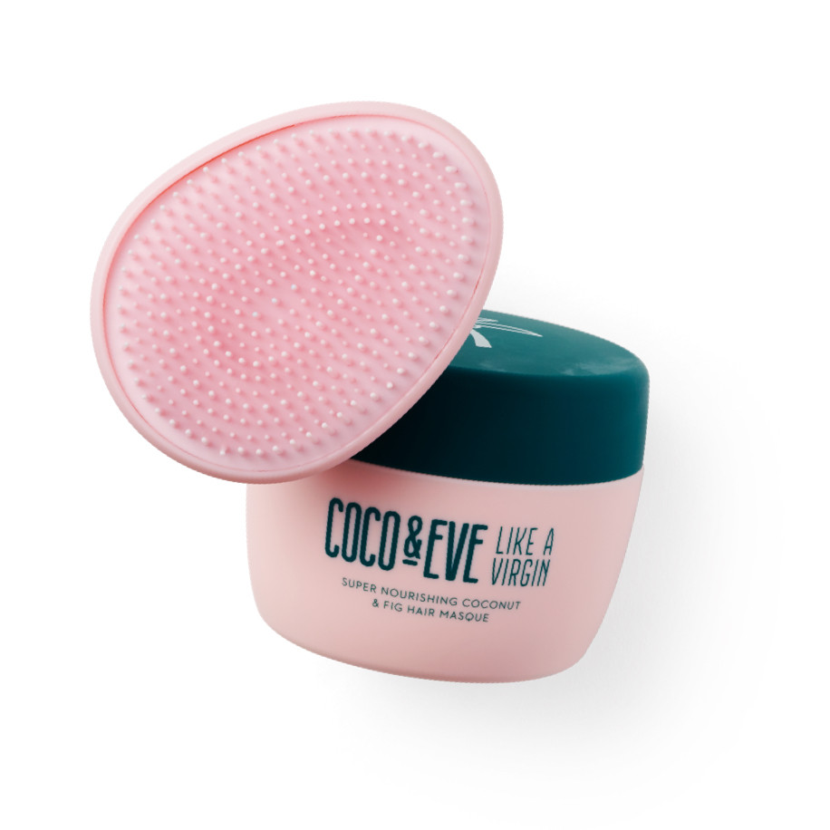 Coco and Eve Like A Virgin Super Nourishing Coconut  & Fig Hair Masque