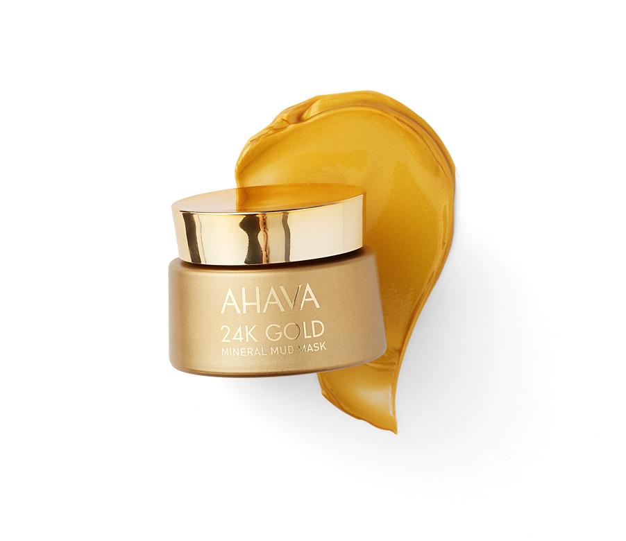 Ahava 24k Gold Mask