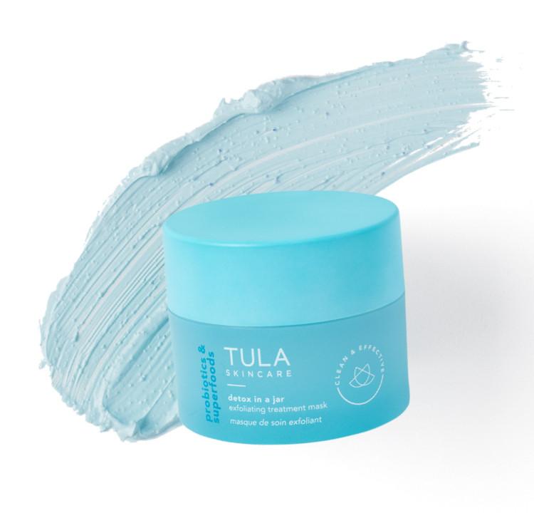 TULA Detox in a Jar Exfoliating Treatment Mask