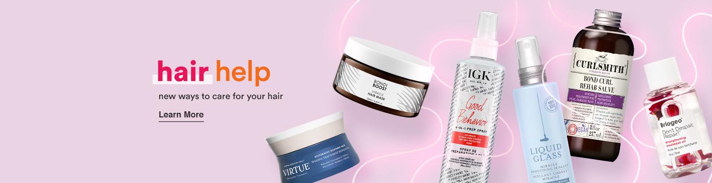 January Hair Help - New ways to care for your hair