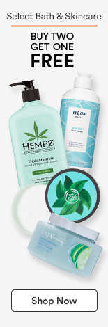 Buy 2 Get 1 Free Bath Mix & Match