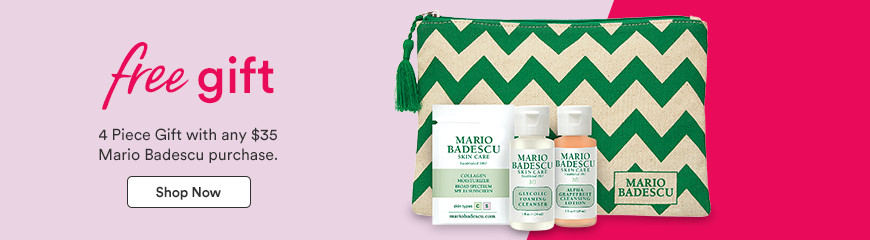 Mario Badescu 4 Pc Gift With Any 35 Purchase