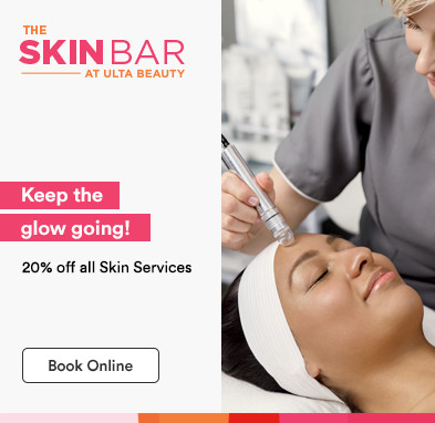 20% off all skin services