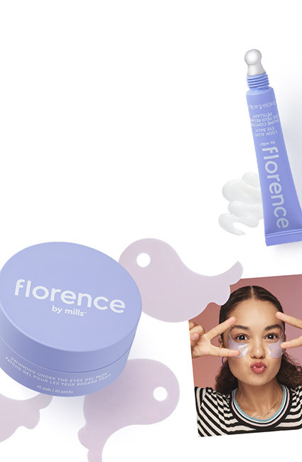 Florence by mills is Millie Bobby Brown's makeup and skincare brand, named lovingly after her great-grandmother
