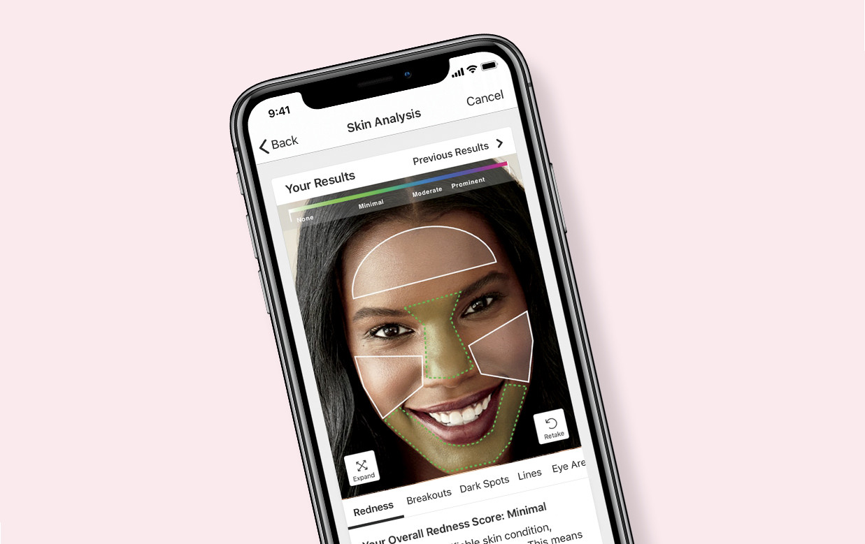 Skin Analysis - Understand your skin's unique needs with our virtual assessment (only on the app!)
