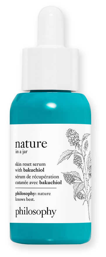 Philosophy Nature In A Jar Skin Reset Serum With Bakuchiol