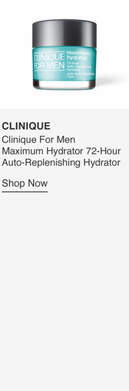 Clinique For Men Maximum Hydrator 72-Hour Auto-Replenishing Hydrator $39.50