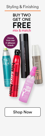 Buy 2 Get 1 Free Salon Professional Mix and Match