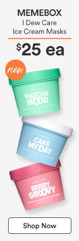 Berry Groovy Ice Cream Mask $25. Matcha Mood Ice Cream Mask $25. Cake My Day Ice Cream Mask $25.