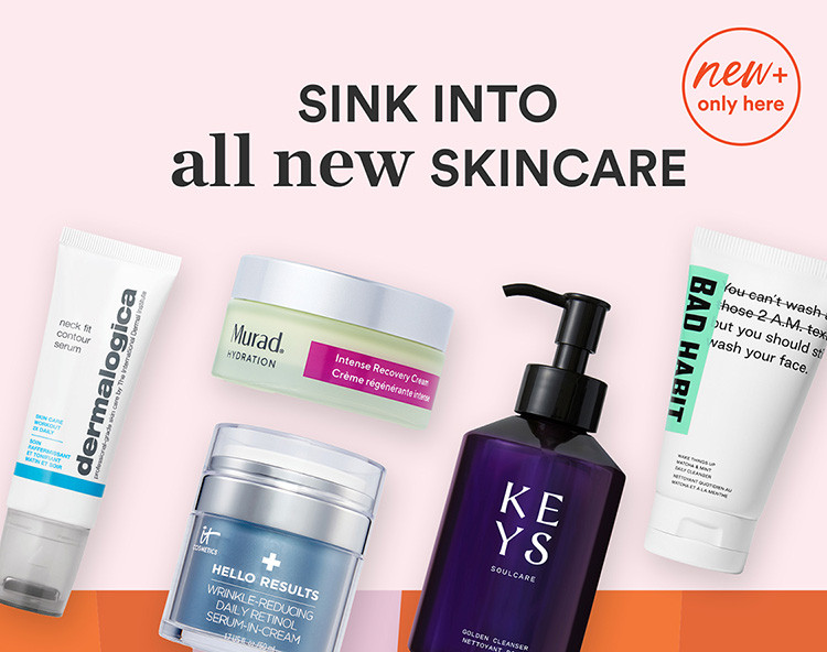 Love Your Skin - New & Exclusives