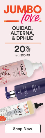 20% off Ouidad, Alterna, and dpHUE Reg $50-75