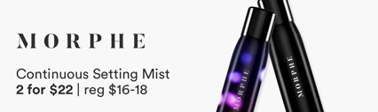 2 for $22 Continous Setting Spray