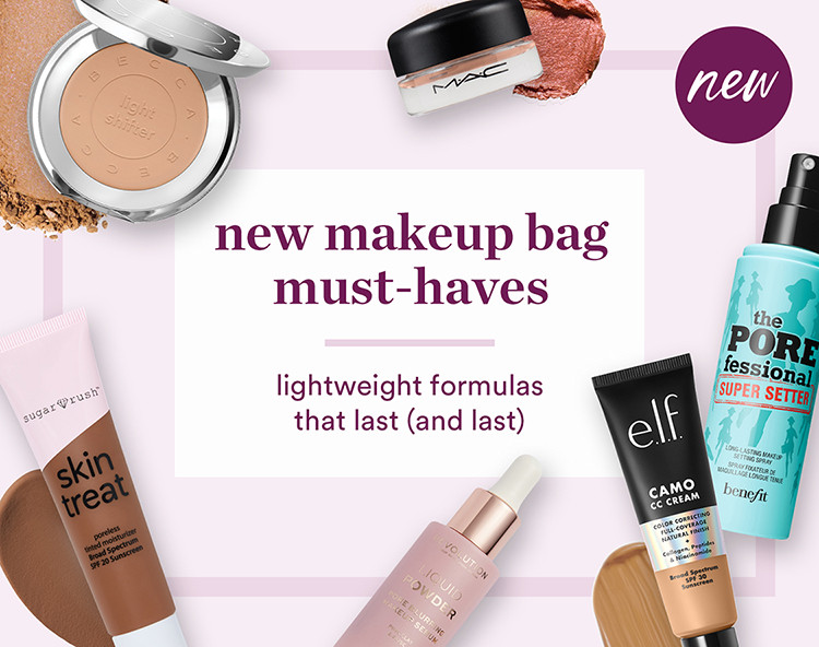 New Makeup Bag Must Haves