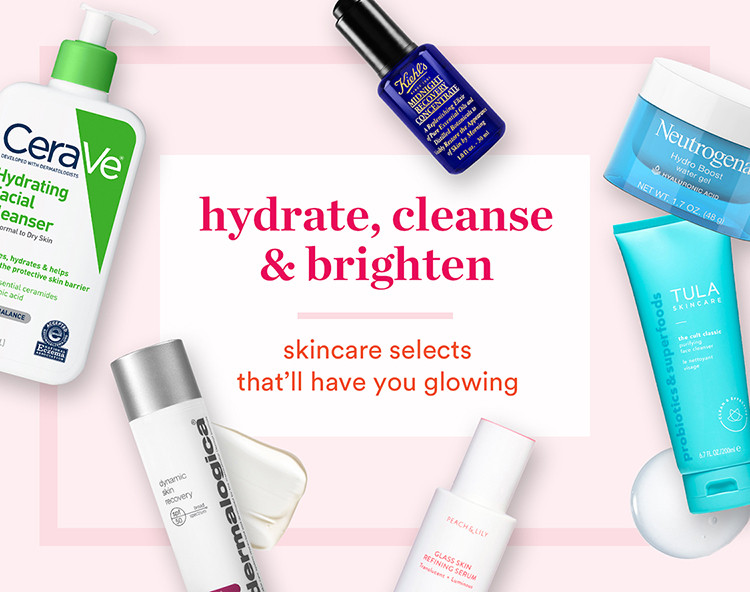 Hydrate, Cleanse & Brighten