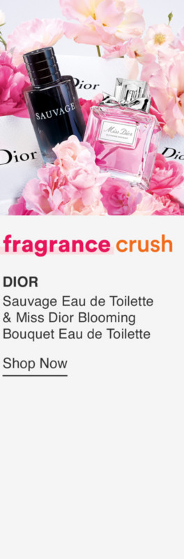 Fragrance Crush: DIOR SAUVAGE EDT + MISS DIOR BLOOMING BOUQUET
