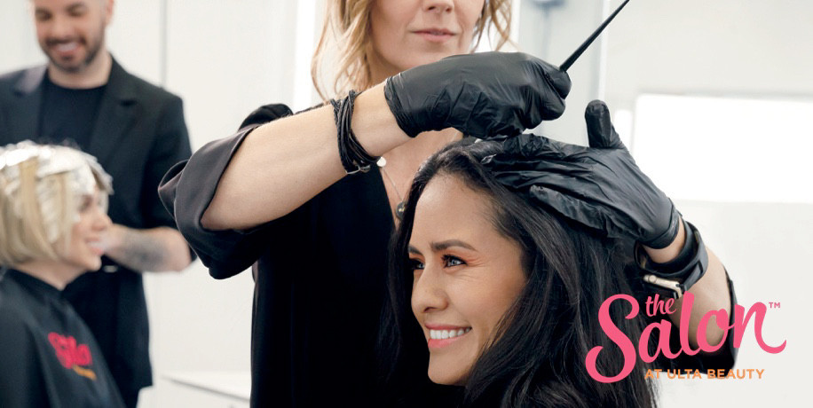 Blowout Brilliance- Get the style + keep it sleek with dry shampoo! Book Now.